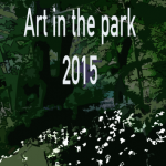 Art in the Park 2015 Poster